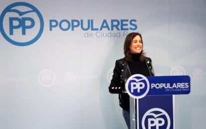 """Rosa Romero: """"El próximo 28-A celebramos un referéndum por España con dos opciones reales, o votar al PP o a votar a la alianza de Sánchez con los secesionistas"""""""