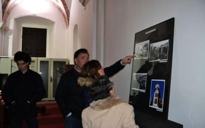 Almagro: Exposición de fotografías antiguas de Semana Santa en la Iglesia de San Agustín