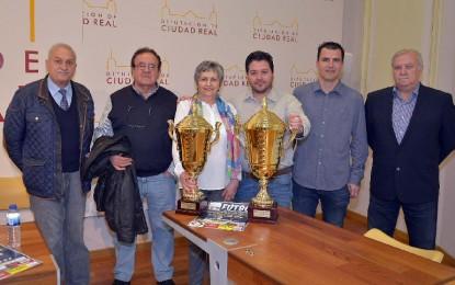 El Manzanares CF y el CD Ciudad Real finalistas del XXI Trofeo Diputación de Fútbol de Tercera División