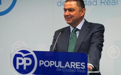 """Martín-Toledano: """"El PSOE está demostrando día a día que no es un partido de fiar"""""""