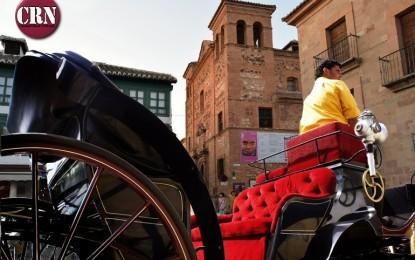 Almagro: Aprobada la ordenanza que regula la utilización de coches de caballos como transporte turístico, entro otros asuntos en el último pleno
