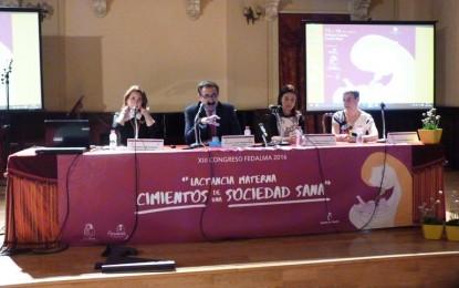 Castilla-La Mancha apuesta por el fomento de la lactancia materna