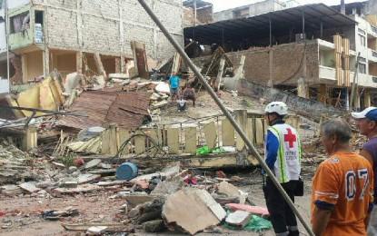 Cruz Roja Española lanza un llamamiento para ayudar a las víctimas del terremoto en Ecuador
