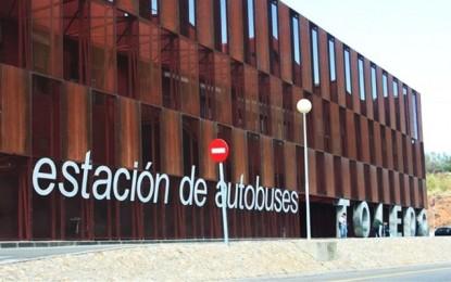 Detenido por masturbarse en el aseo de mujeres en la estación de autobuses de Toledo