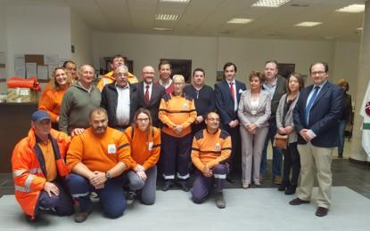 El Gobierno de Castilla-La Mancha dota de nuevo equipamiento a los voluntarios de Protección Civil de la región