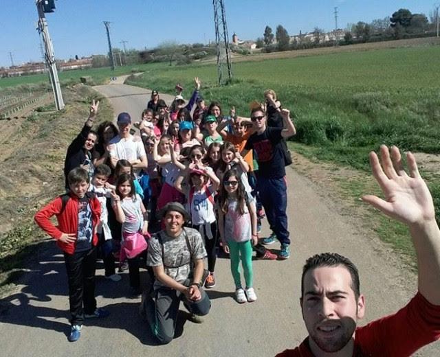 Malagón La Concejalía de Juventud organiza un viaje al paraje del Chaparral