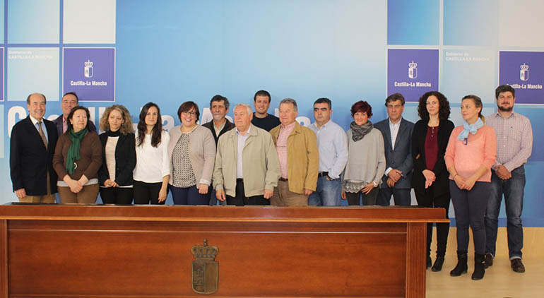 Castilla la Mancha 942.000 euros destinados al Servicio de Ayuda a Domicilio de 17 municipios de la provincia
