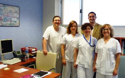 El Hospital Mancha Centro crea una consulta de Enfermería oncológica dedicada a los cuidados del paciente en tratamiento de quimioterapia