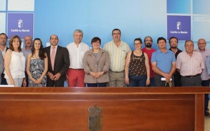 Campo de Calatrava: La Junta renueva los convenios de Ayuda a Domicilio con 19 municipios más