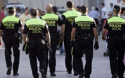 Pedro Muñoz: Brutal agresión a un policía local