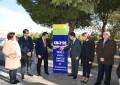 García-Page inaugura las mejoras en la carretera y accesos de Campo de Criptana