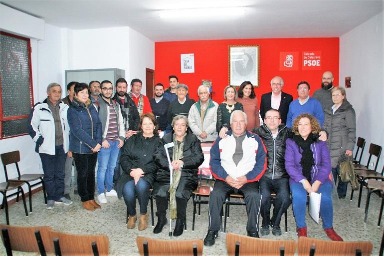 Calzada de Calatrava Gema García Ríos será la secretaria general del PSOE calzadeño