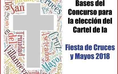 Villanueva de los Infantes: Convocado el concurso del cartel de las Fiestas de Cruces y Mayo 2018