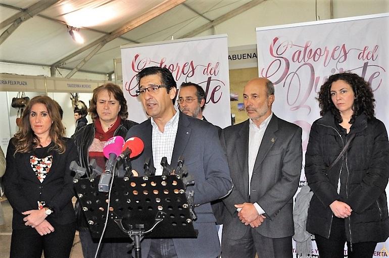 La Diputación Provincial de Ciudad Real inicia hoy una nueva campaña de Los Sabores del Quijote