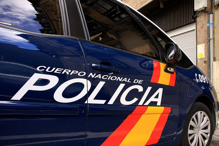 Alcázar de San Juan Detenidas dos personas por la Policía Nacional por robo con fuerza en una vivienda