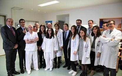 Ciudad Real: García-Page inaugura este miércoles un nuevo arco quirúrgico en el Hospital General Universitario
