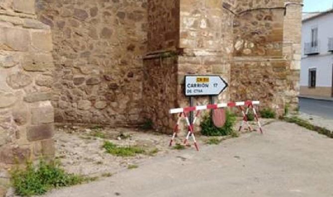 Almagro El PP denuncia la desidia del equipo de gobierno por la imagen de dejadez y falta de mantenimiento que muestra la localidad