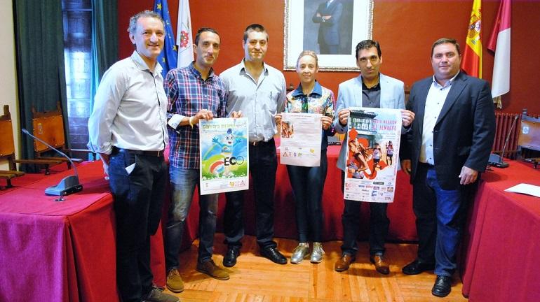 Almagro Presentado el Ecorace XIV Medio Maratón Ciudad de Almagro