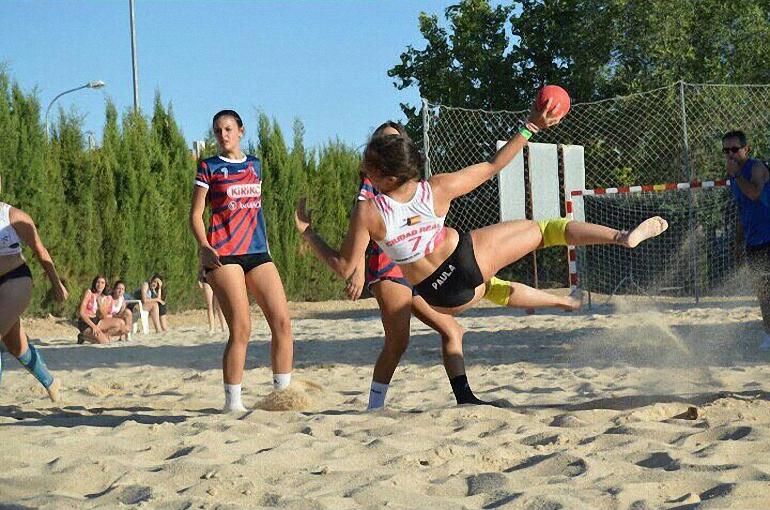 Ciudad Real Un año más la Playa del Vicario acogerá el Arena Handball Tour