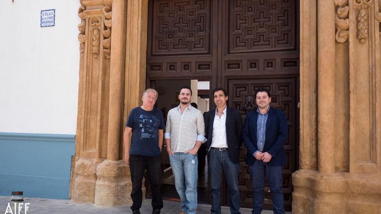 Almagro En marcha la primera edición del Almagro International Film Festival qie tendrá lugar del 8 al 12 de agosto