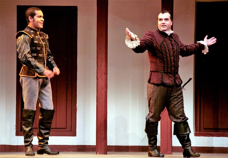 Almagro La compañía Corrales de Comedias Teatro concluye su temporada de primavera con más de 5.000 turistas disfrutando del teatro clásico