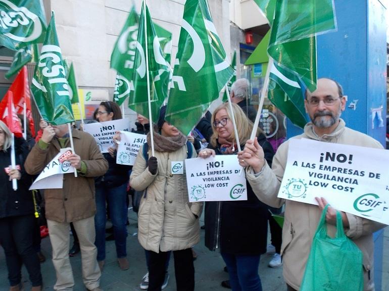 Ciudad Real El Juzgado de lo Social y la Inspección de Trabajo fallan en favor de los vigilantes de Seguridad Social de la capital