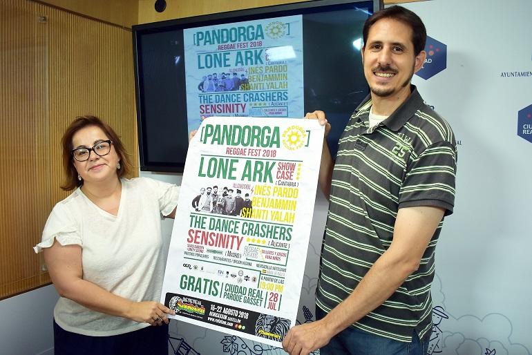 Ciudad Real Presentado el IV Pandorga Reggae Fest