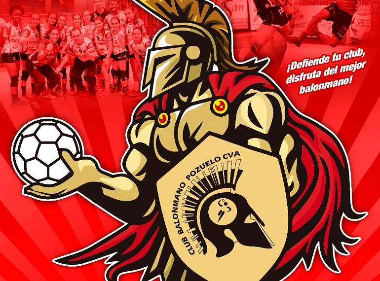 El Soliss BM Pozuelo lanza su nueva campaña de captación de socios de cara a la temporada 2018-2019