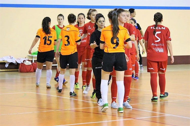 Ida Play Off Viaxes Amarelle FSF vs Almagro FSF