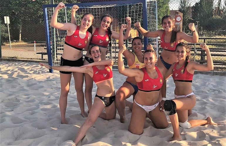 Jimena Laguna disputará el Europeo de Montenegro con la selección española de las Guerreras Juveniles de la Arena