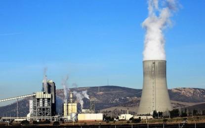 Puertollano: Elcogas derribará este jueves su torre de gasificación