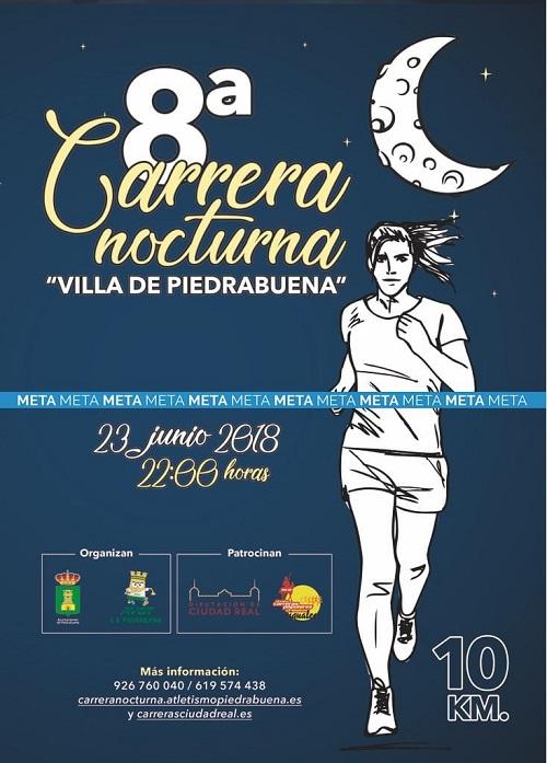 VIII Carrera Nocturna Villa de Piedrabuena