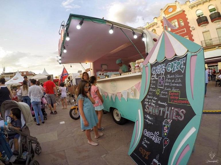Valdepeñas Fin de semana con los Food Trucks, música en directo y show cooking