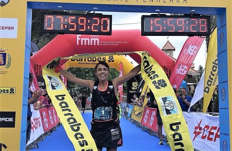 Gemma Arenas vuelve a ganar en el Gran Trail de Peñalara, mientras Agustín Luján terminó segundo en la general