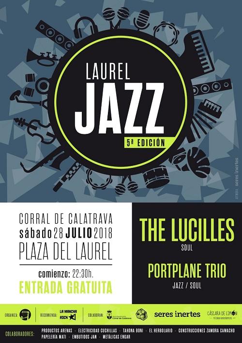 Laurel Jazz Corral de Calatrava 500