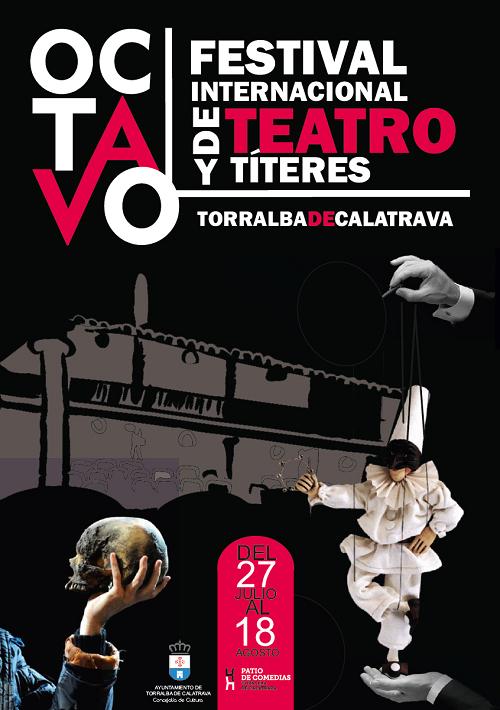 VIII Festival Internacional de Teatro y Títeres de Torralba de Calatrava