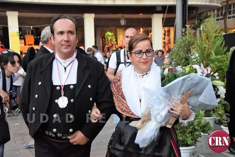 Ciudad Real El nuevo Pandorgo y la nueva Dulcinea pondrán todo su esfuerzo en que la Pandorga sea declarada Fiesta de Interés Turístico Nacional