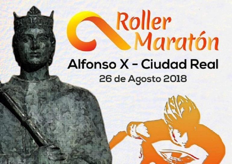 """Ciudad Real I Roller Maratón de Ciudad Real """"Alfonso X"""""""