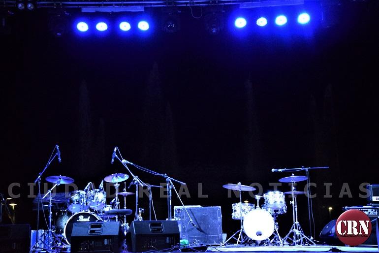 Ciudad Real Los Conciertos del Gasset reunió a un público selecto alrededor de la buena música local
