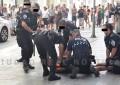 Ciudad Real: Un Policía Local resulta lesionado durante la detención de un hombre que amenazaba a los transeuntes con una barra de hierro