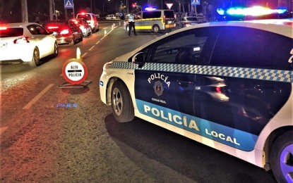 Los seis accidentes registrados en la región durante el fin de semana dejan un balance de 15 heridos leves