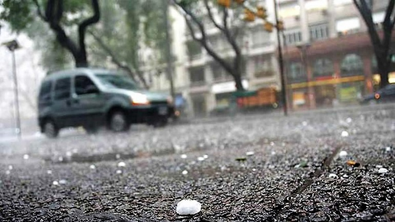 Avisos por fuertes tormentas y lluvias en las provincias de Ciudad Real, Albacete y Toledo