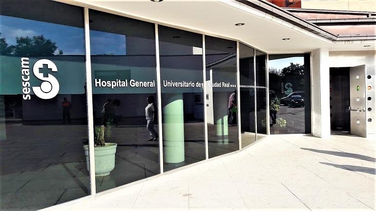 Ciudad Real Concentración en el Hospital General Universitario para reclamar la creación de una Unidad de Cirugía Plástica y Reparadora