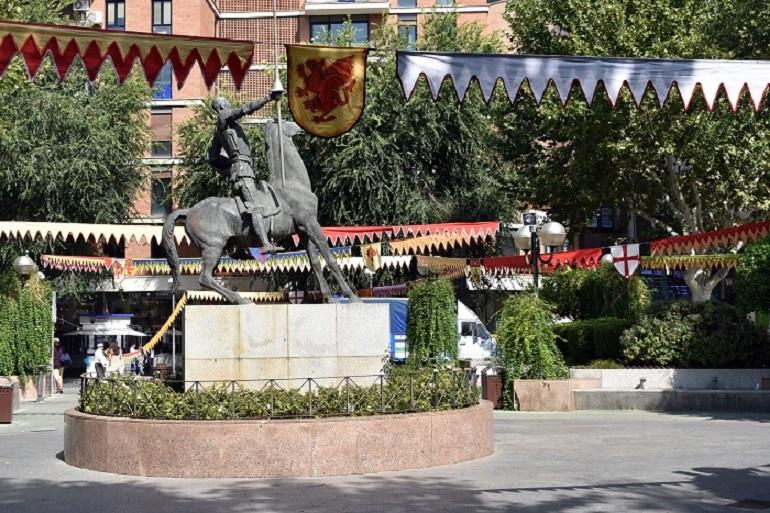 Ciudad Real celebra este fin de semana el Mercado Medieval Alfonsí