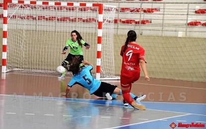 El Almagro FSF se lleva el primer derby provincial con goleada por 0-5 sobre el Malagón FSF