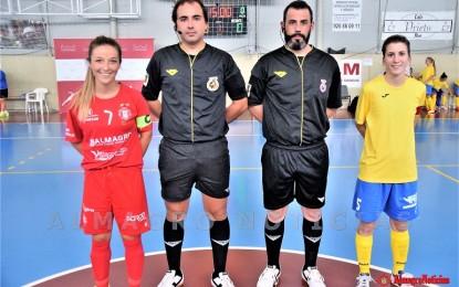 El Almagro FSF se mide de nuevo al Salesianos de Puertollano en las semifinales del Trofeo Junta de Comunidades de Castilla La Mancha de fútbol sala femenino
