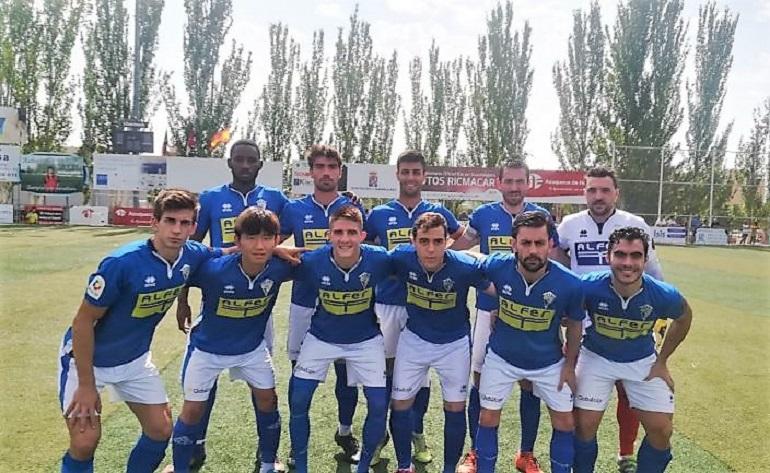 El CD Manchego Ciudad Real colidera la tabla de clasificación de la Tercera División