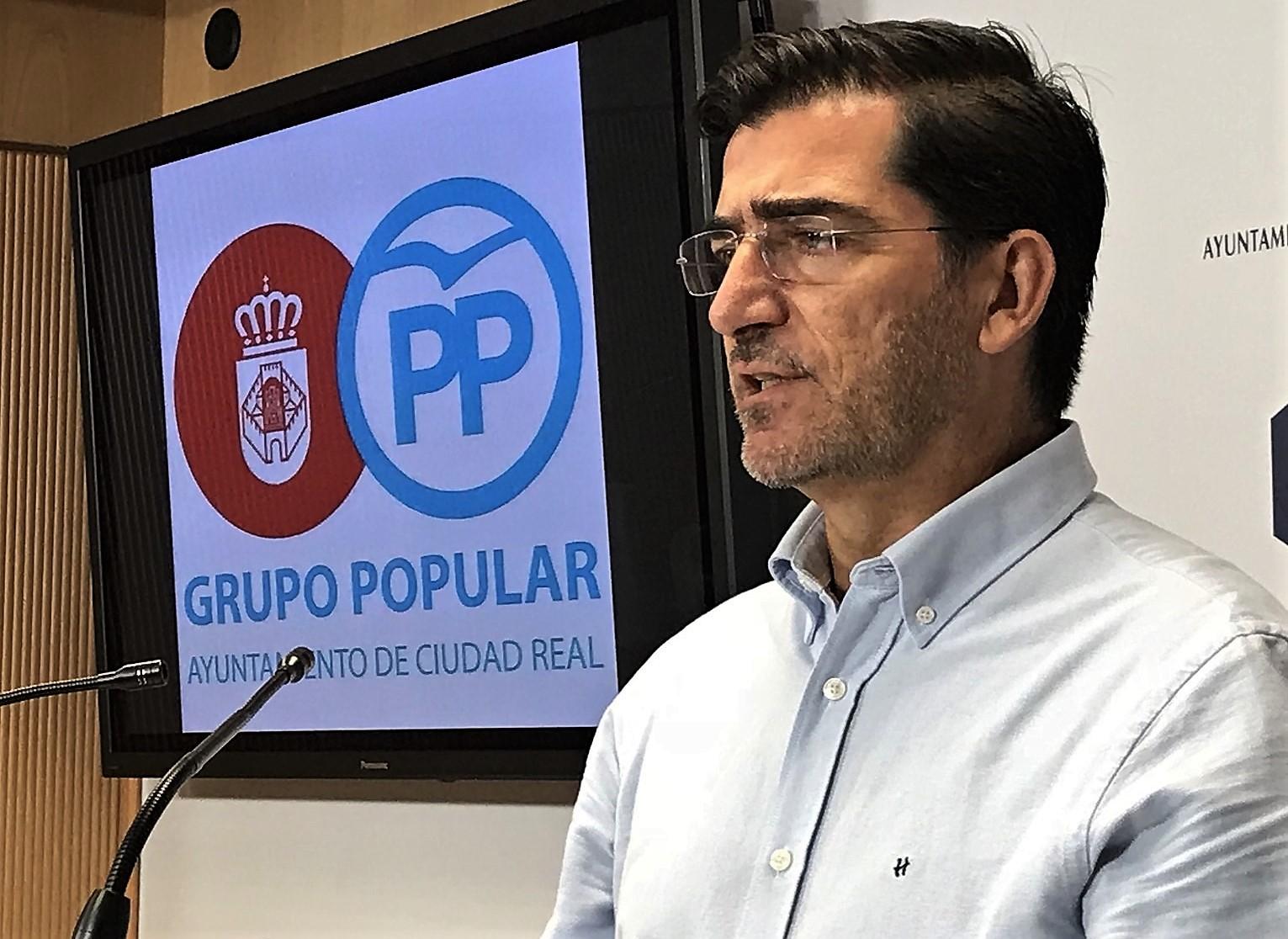 El PP de Ciudad Real exige a la concejal de Deportes, Noemí Gómez Pimpollo, que explique urgentemente si ha cometido falsedad en documento público en la cesión del Quijote Arena al FS Valdepeñas