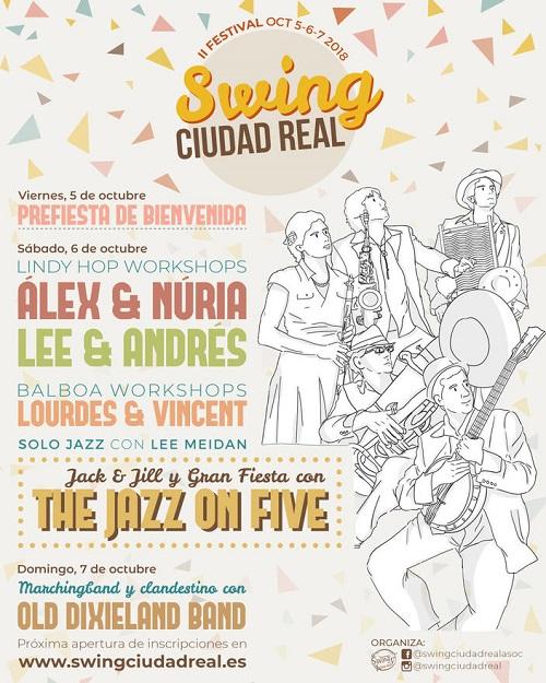 II Festival Swing en Ciudad Real