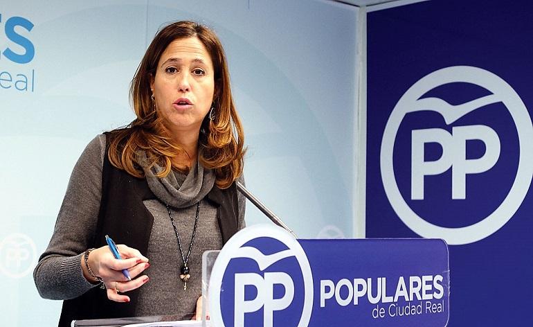 Rosa Romero no se presentará como candidata a presidir el PP de Castilla-La Mancha